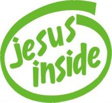 Jesus inside